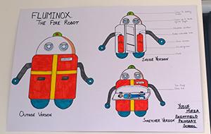 Fluminox - winning invention