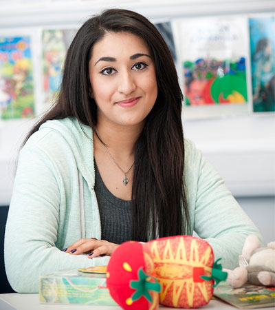 Priya Chaggar education student Middlesex University