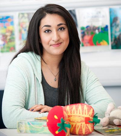 Priya Chaggar education student Middlesex University