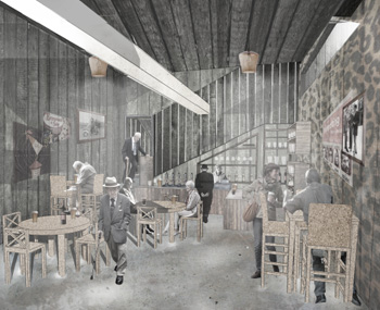 interior architecture graduate scoops top award middlesex
