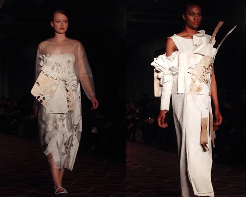 Middlesex uni fashion show 2015