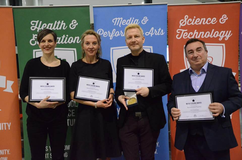 MDXSU Teaching Awards