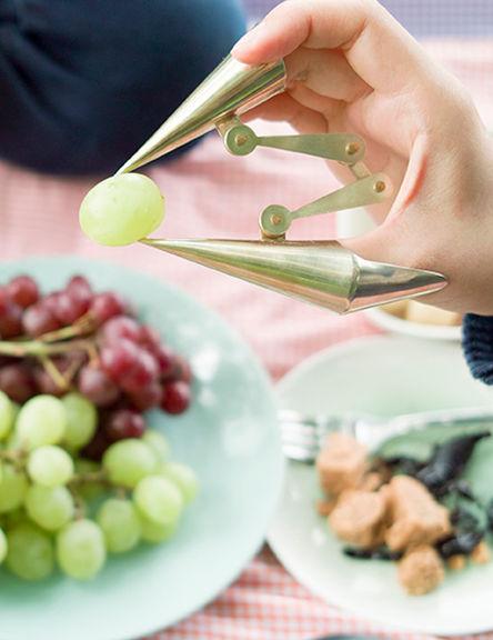 Wataru Kobayahi's BugBug cutlery