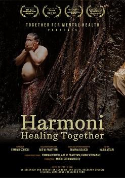 Harmoni Healing Together poster