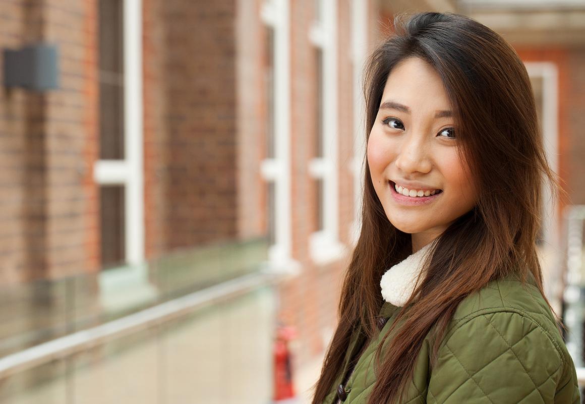 Meet Wendy from Hong Kong