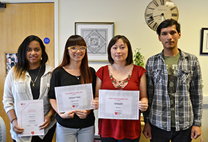 EDH finalists