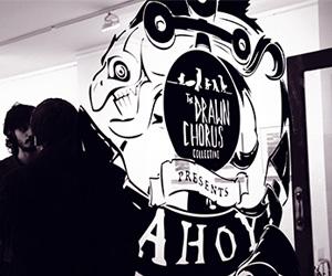 Drawn Chorus Collective exhibition