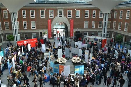 North London Higher Education Fair 15