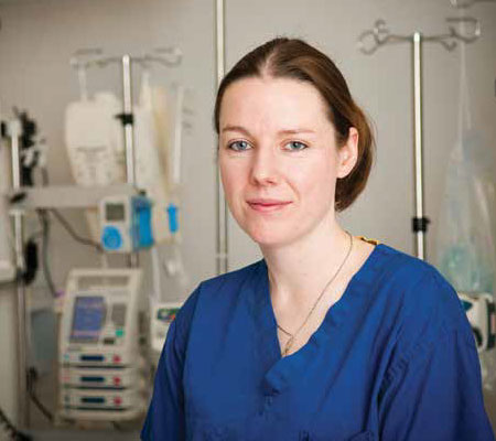 Rachel Williams Middlesex University nursing