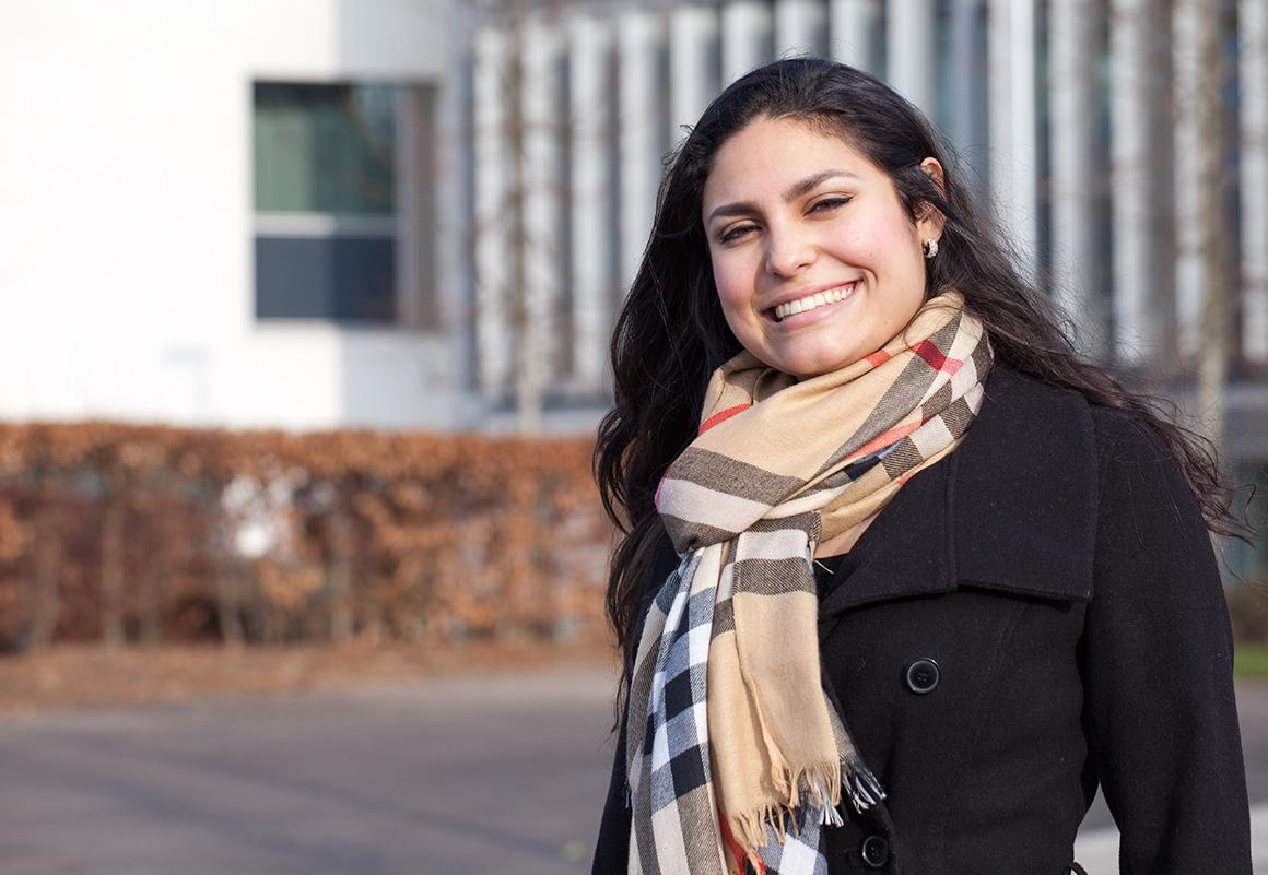 Meet Gabriela from the Dominican Republic