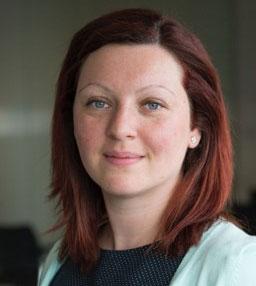 Headshot of Mia Scally