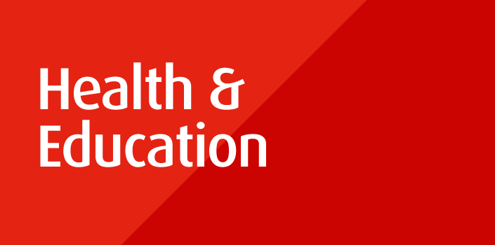 School of Health and Education