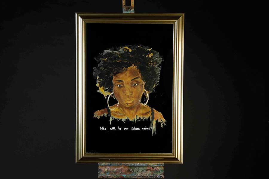 BA Fine Art Alicia Melanie