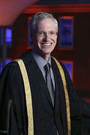 Professor Tim Blackman, Vice-Chancellor of Middlesex University
