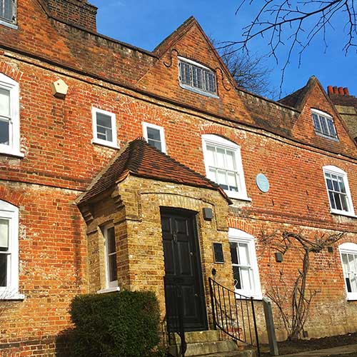 Pioneering research centres move into Hendon's oldest dwelling