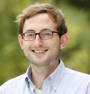 Headshot of Nick Myers