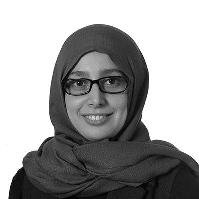Miss Inas El-Aroussi