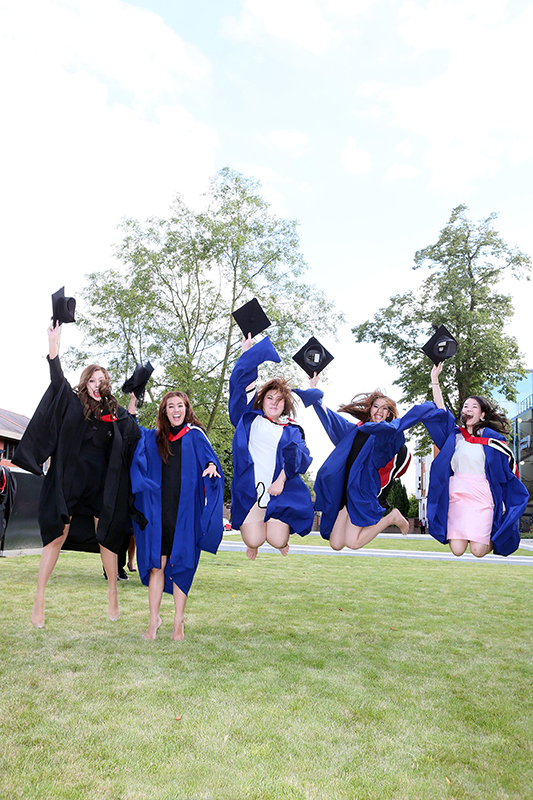 Middlesex University Graduation Week