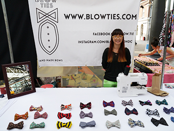 Blow Ties Middlesex University