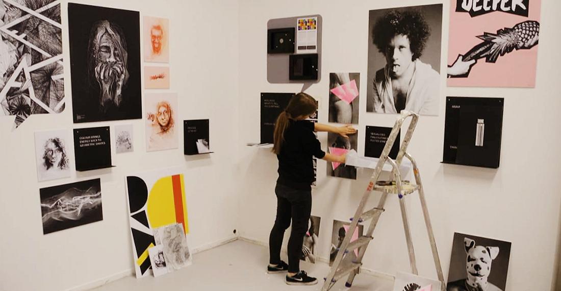 Aurelia Bergs at the Dutch Design Week