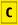 Black text on yellow