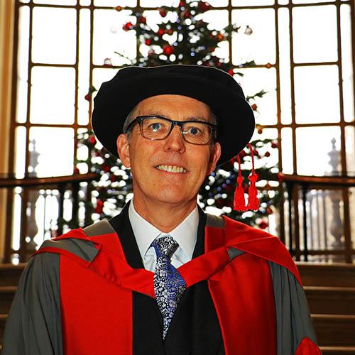 Honorary Grad - Oliver Shanley 2