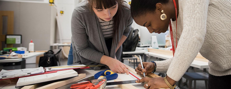 interior design graduate school rankings 2018