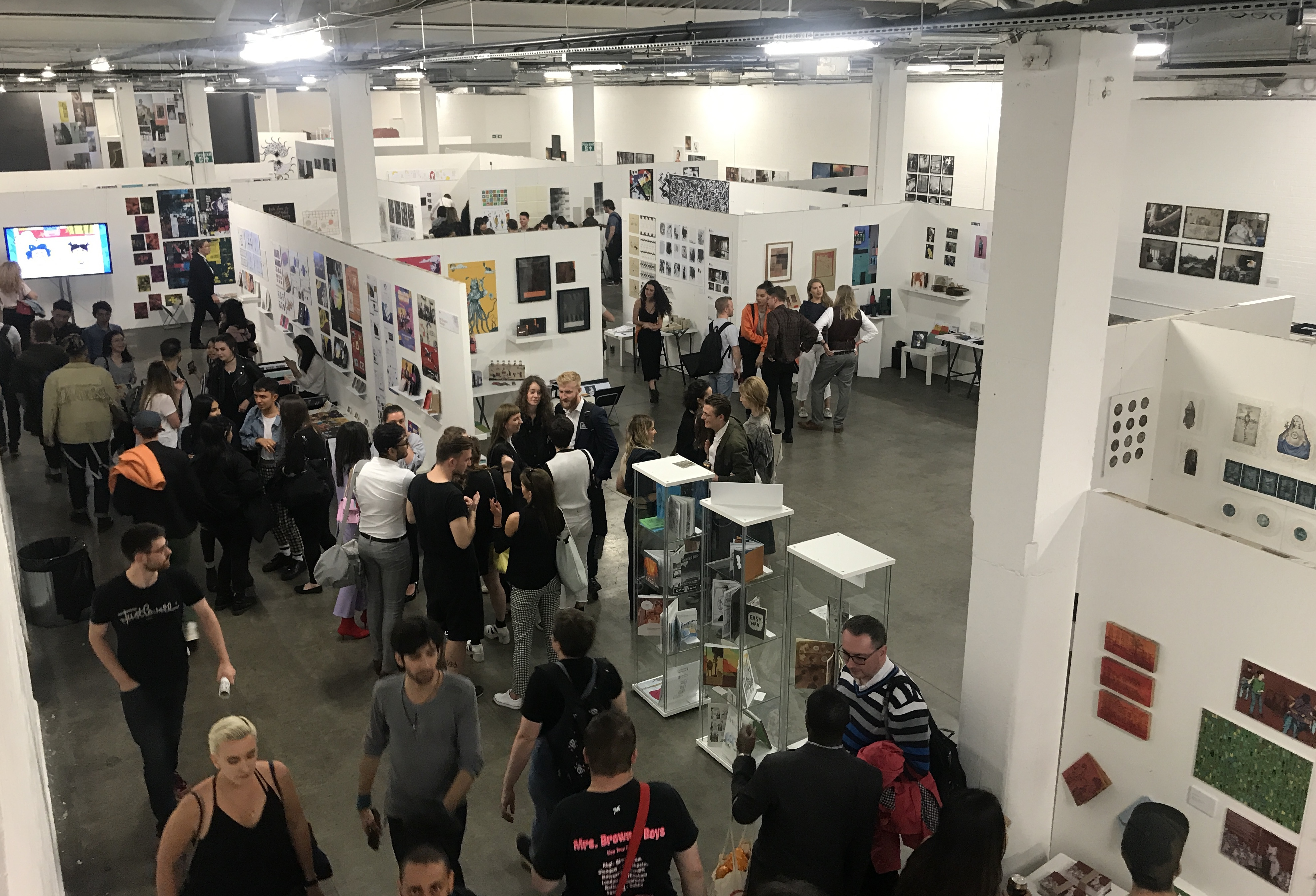 Creative Industries Degree Show Crowns A Season Of Arts Triumphs For Middlesex Middlesex University London
