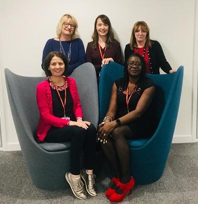 Middlesex wins Pan London Award for Nursing Apprenticeships