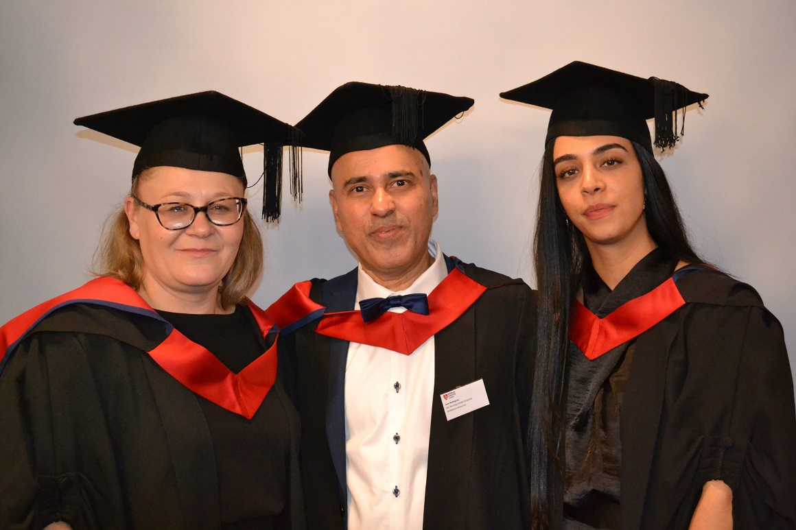 Exceptional MDX students celebrate their winter graduation