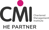 Logo for the CMI (Chartered Management Institute)