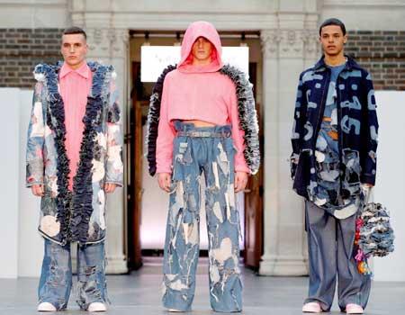 Middlesex University fashion