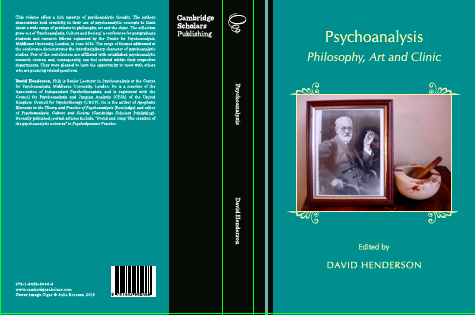 Psychoanalysis: Philosophy, Art and Clinic