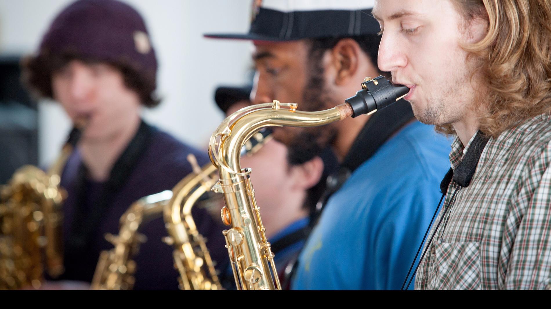 Jazz BA Honours | Middlesex University London