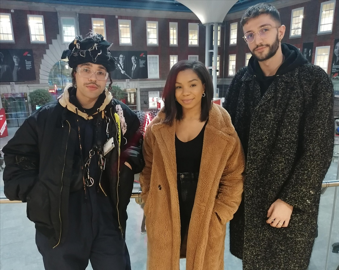 MDX fashion students star in Channel 5 Asda documentary