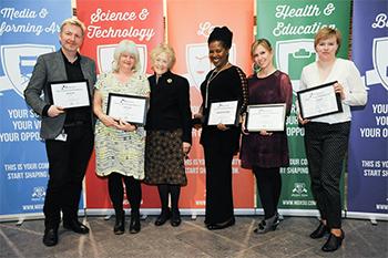Middlesex University Teaching Awards 2015