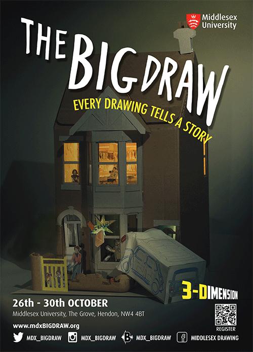 Big Draw 2015 Middlesex University