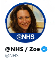 MDX children's nursing student Zoe Carciente curates @NHS Twitter account