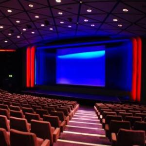 The National Film Theatre where the WJEC Moving Image Awards will take place