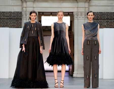 Middlesex University fashion show 2015