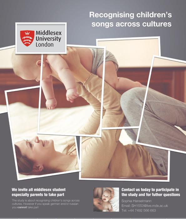 Recognising children's songs across cultures