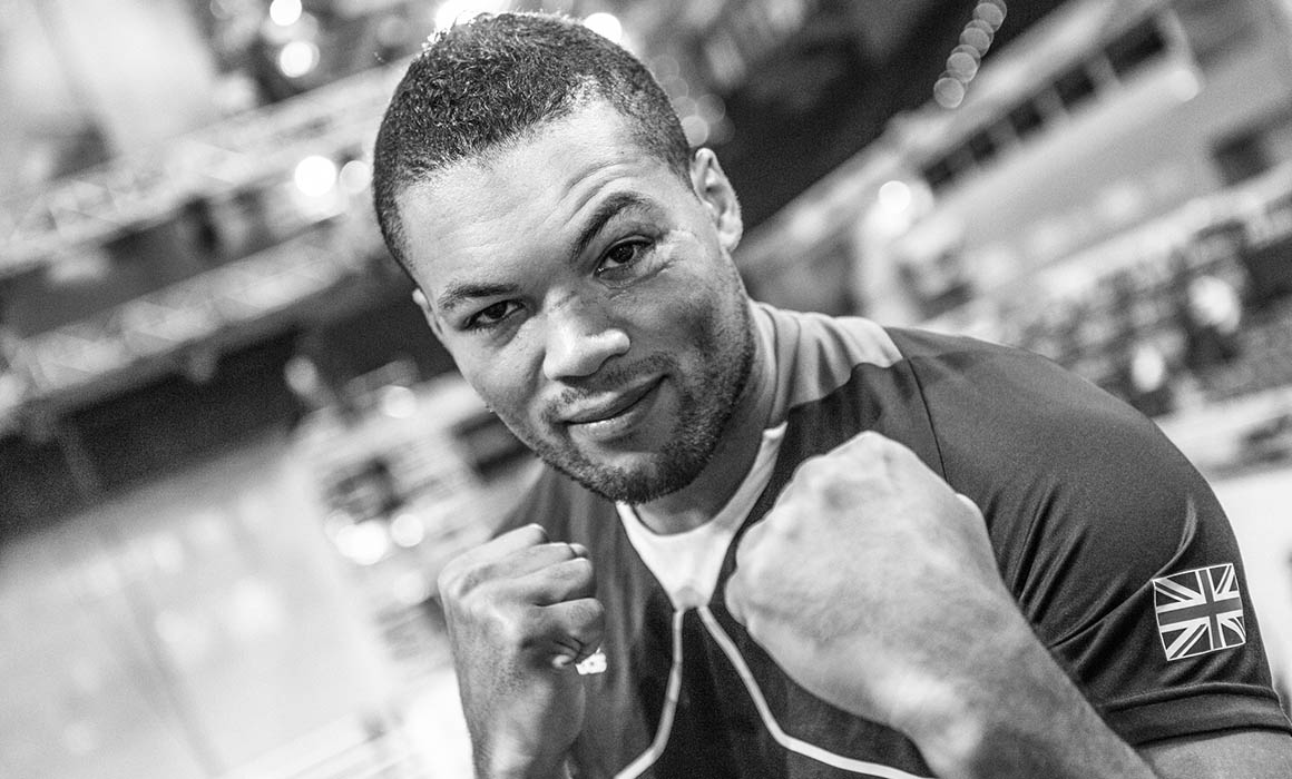 Olympic boxer Joe Joyce