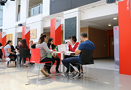 Middlesex Uni Open Day