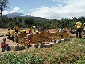 Tanzania kitchen foundations