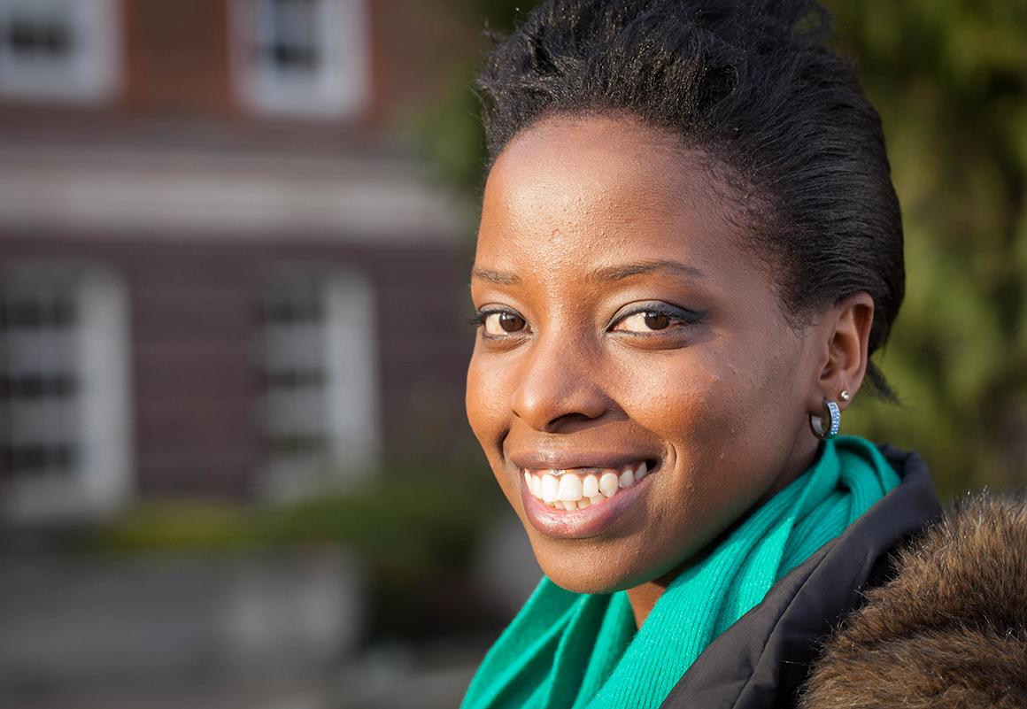 Meet Regina from Kenya