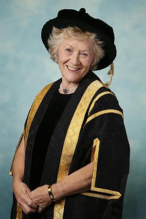 Dame Janet Ritterman