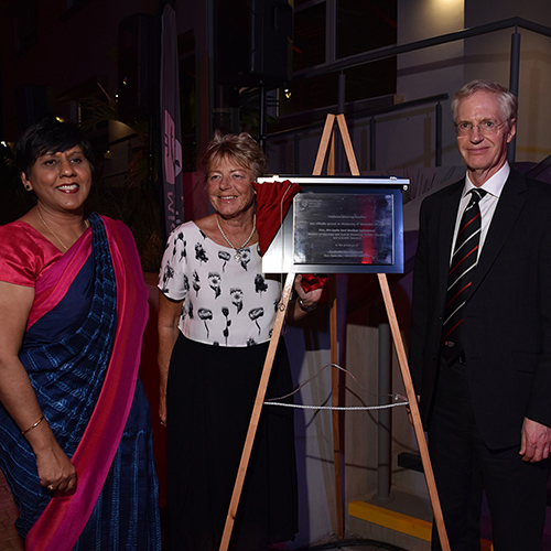 Middlesex University unveils its new Mauritius campus