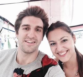 Matt & Geri