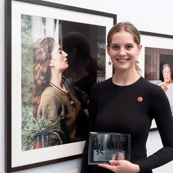 Tereza Cervenova Taylor Wessing John Kobal New Work Award