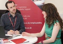 Careers Advice at Middlesex University